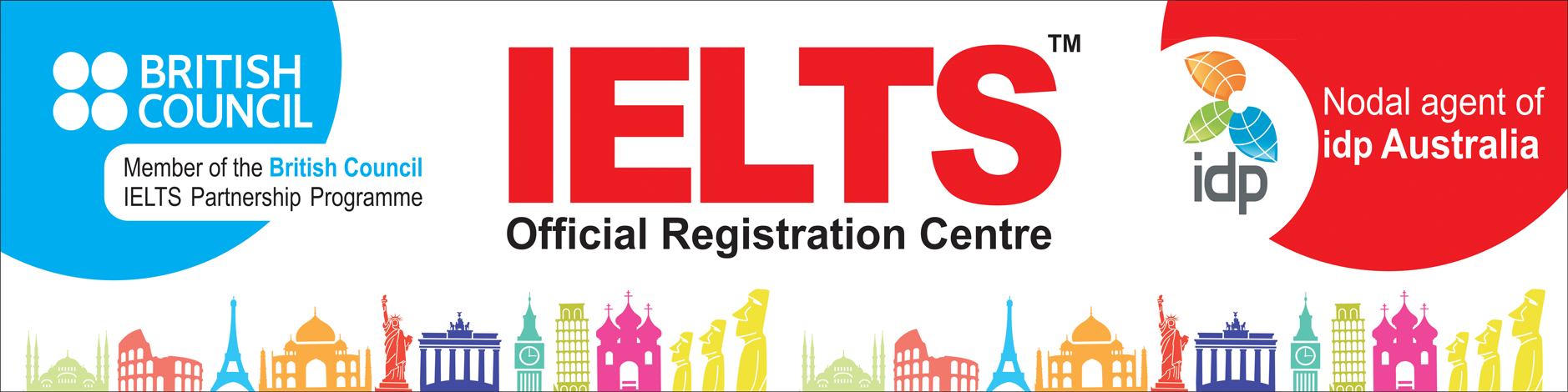 How do you sign up for IELTS online training?