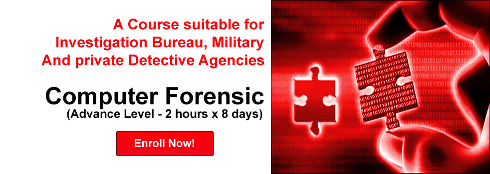 CHFI Hacking Forensic Investigation Training Certification Course in ...