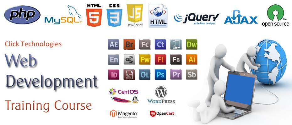 Web developer course requirements
